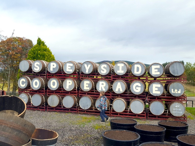 Speyside Cooperage - Things to Do in Moray Speyside with Kids