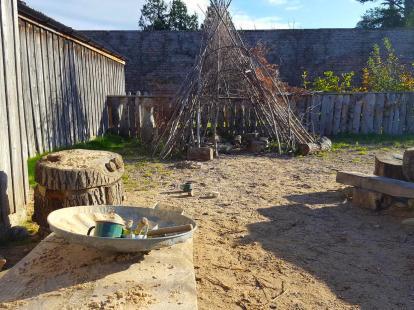 Gordon Castle Natural Play 2