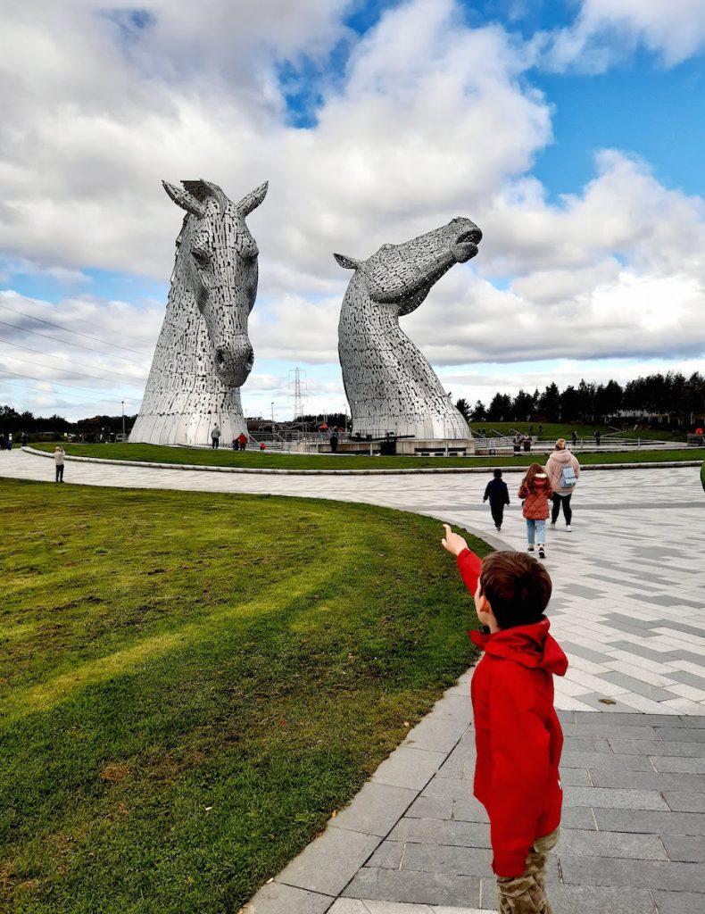 Scotland with Kids Itinerary