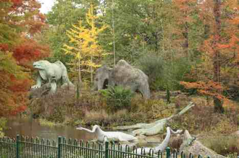 courtesy of Friends of Crystal Palace Dinosaurs