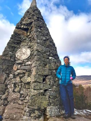 The Purchase Cairn
