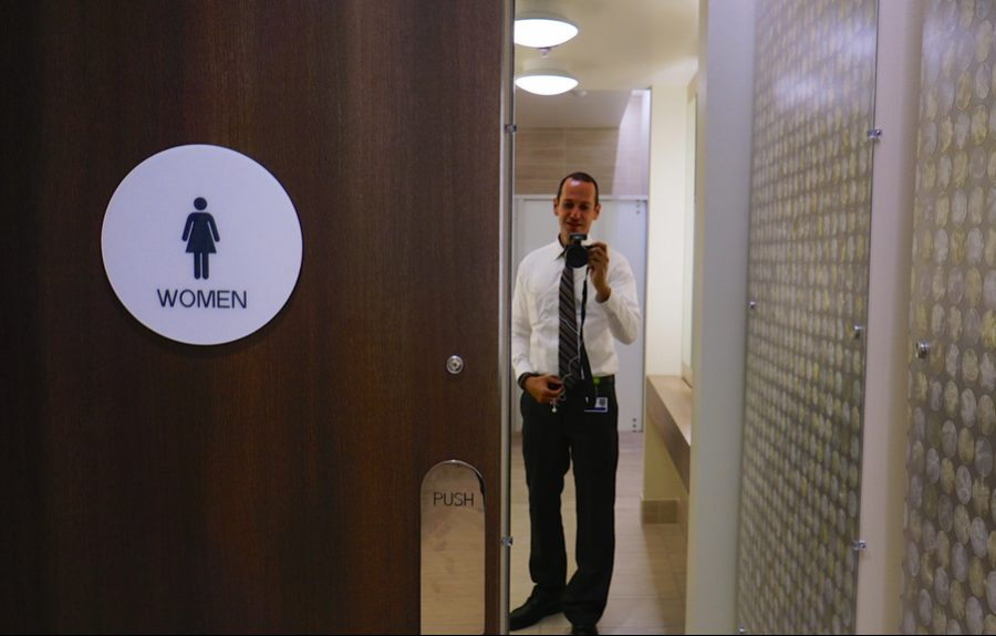 Genderneutral bathrooms arent complete safezones  Scot Scoop News