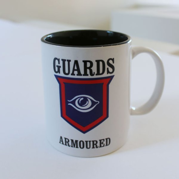 Mug Scots Guards Armoured