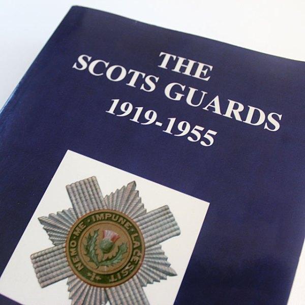 The Scots Guards 1919-1955 (Eriskine)