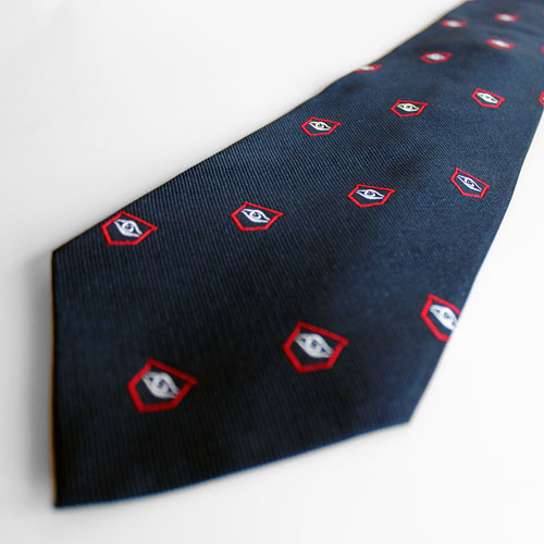 Guards Armoured Brigade Tie