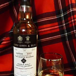 Scots Guards Whisky