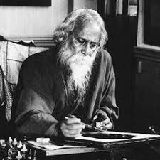 Rabindranath Tagore painting