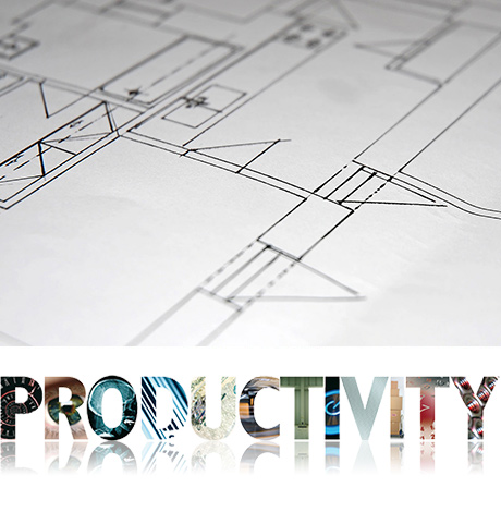 Improve productivity in the service sector