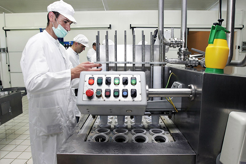 Process industry productivity issues