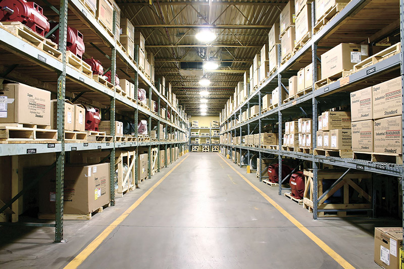 Warehouse sector productivity issues