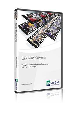 Standard performance film