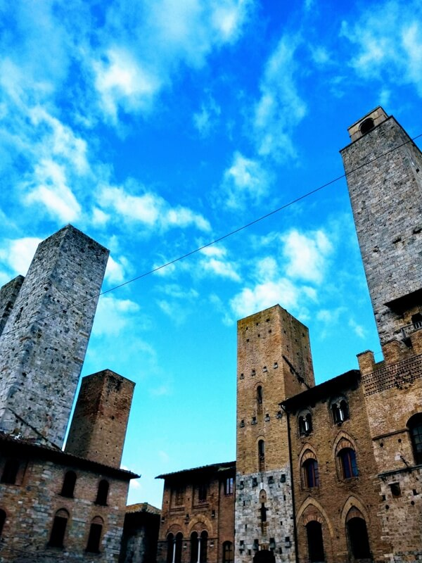 Medieval Towers of San Gimignano