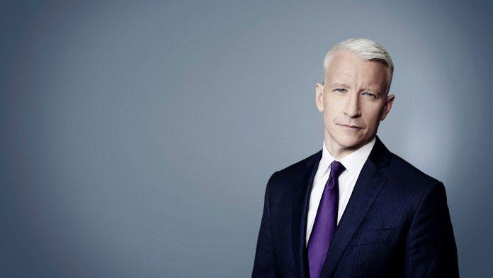 Anderson Cooper Strive