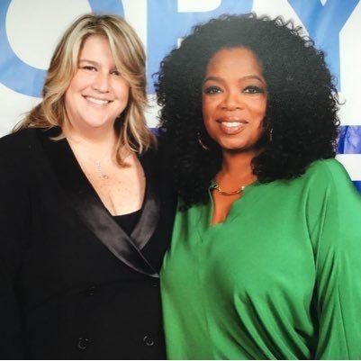 BJ Dowlen & Oprah Winfrey
