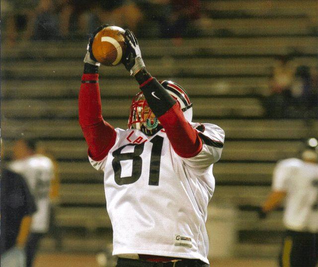 Joey Ortiz Football