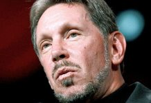 Larry Ellison delivering another excellent presentation