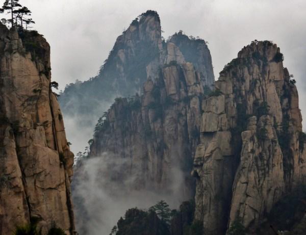 china huangshan yellow mountain