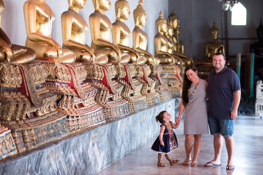 Take the Family to Bangkok Thailand