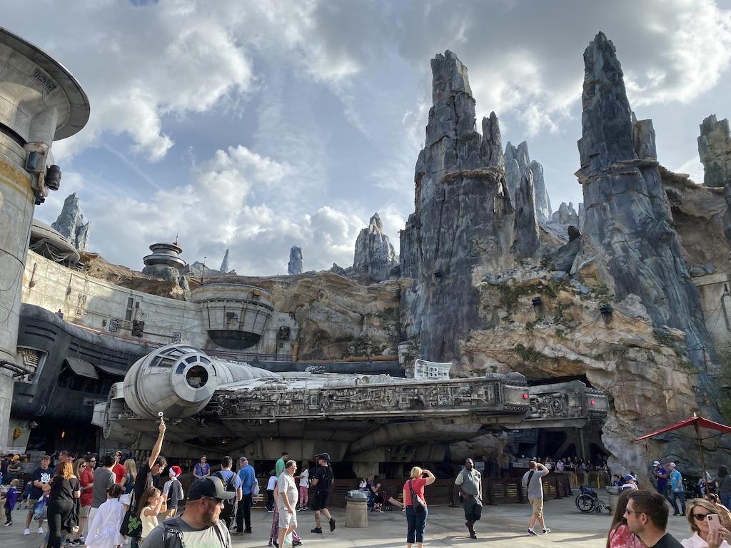 Disney World Galaxy's Edge Orlando