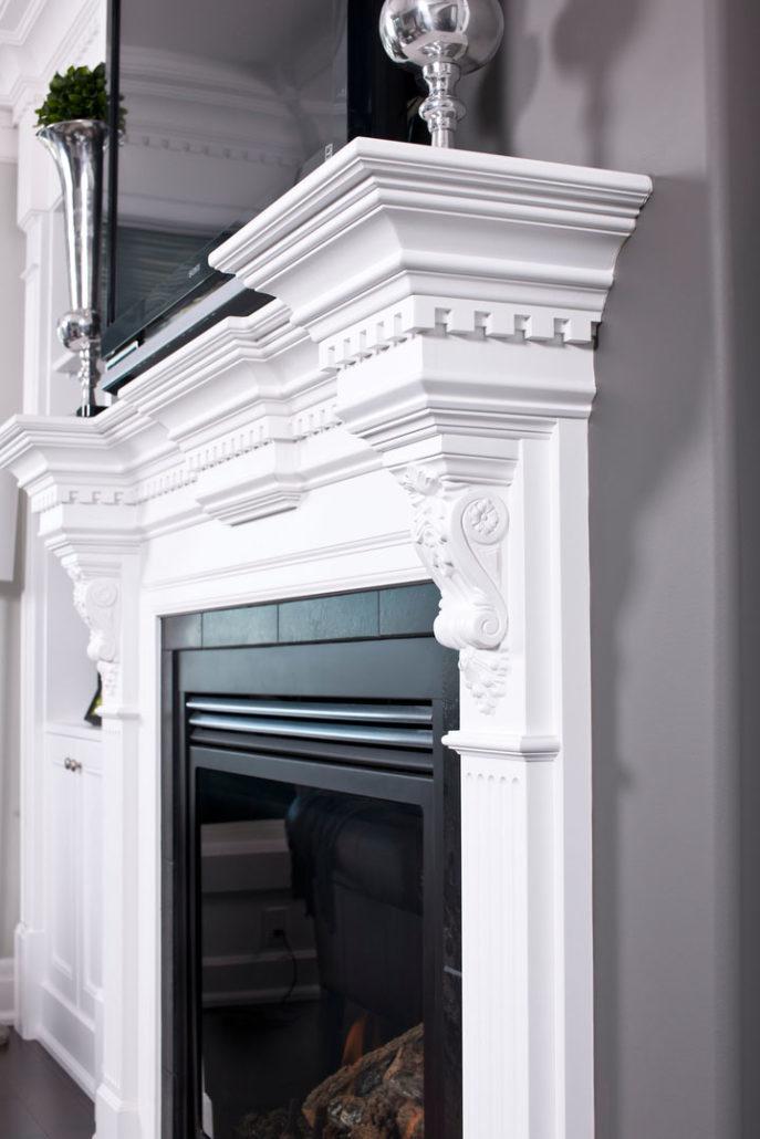 Fireplace Corbels Scott Arthur Millwork Amp Cabinetry Ltd