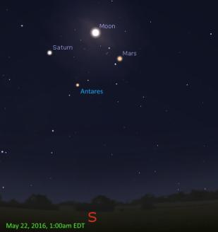moon satu mars antar may 22