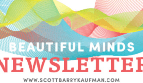 Beautiful Minds Newsletter [September, 2017]