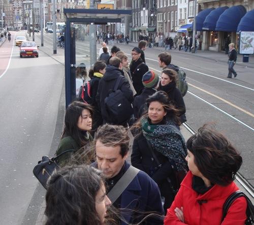 Urban Play Designers in Amsterdam