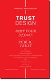 Trust Design: Public Trust