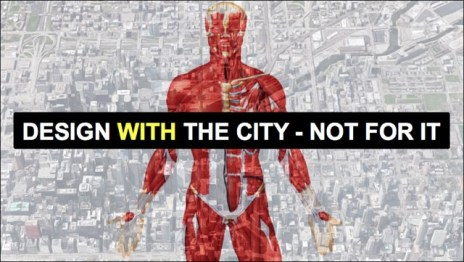 Scott Burnham Design With the City Not For It
