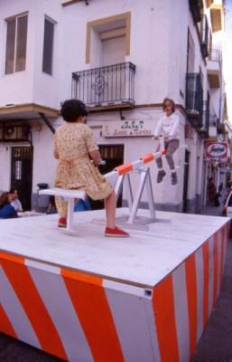 Santiago Cirugeda dumpster playground