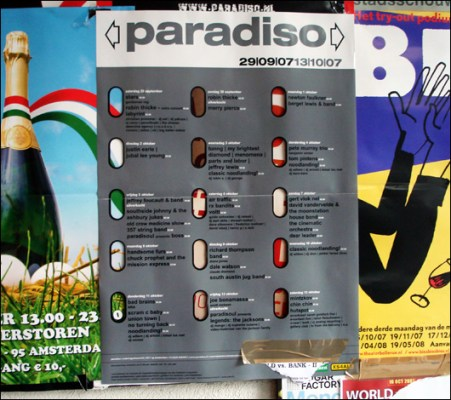 Paradiso Poster