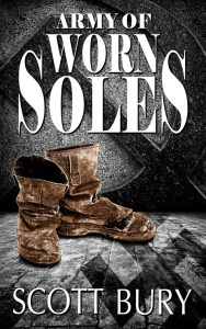 "A free e-copy of Army of Worn Soles <a name=""subscribeForewords""></a>"