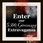 Love reading? Enter the July Giveaway Extravaganza