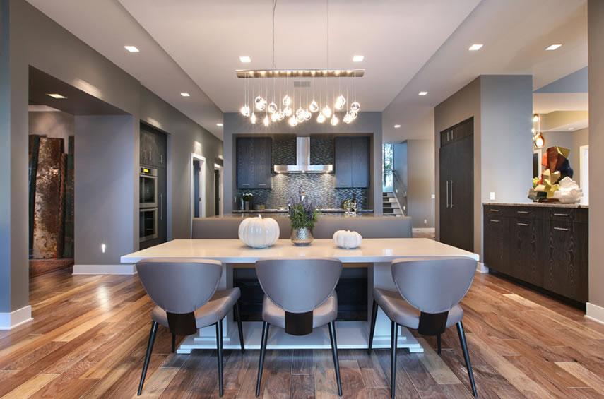 Modern Lake Home | Scott Christopher Homes