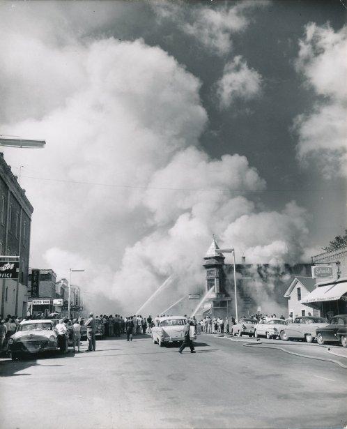 Ketterer Building Fire