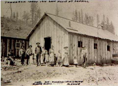 BLEDSOES in Idaho, 1910