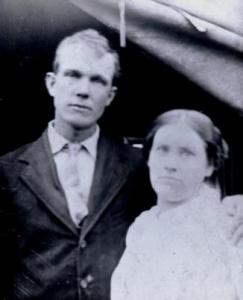 Adeline HALE and Adolphus MOSELEY