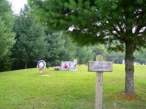 """Samuel Nathaniel """"Allen Cemetery"""""""