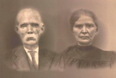 Andrew McCRACKEN and Mary Ann MCCLURE