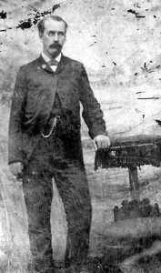 Dr. Nimrod Taylor CLARK