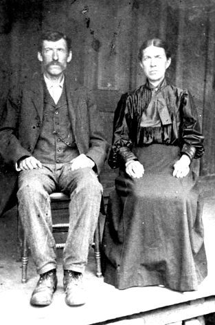 Elbert Flourey TAYLOR & Cynthia Kate CARTER