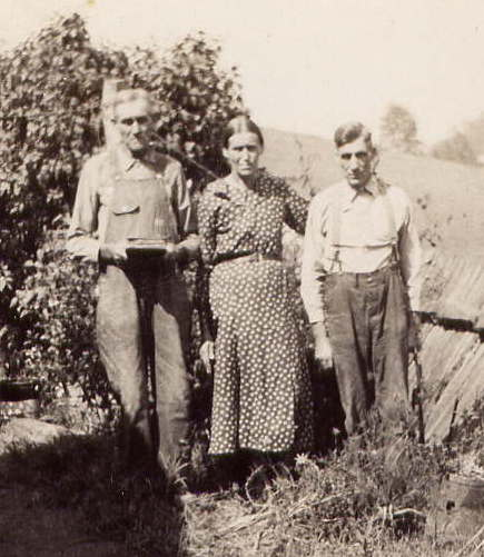 James FRAZIER, Adaline FRAZIER ROBERTS, George W. ROBERTS