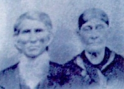 Jackson Joel GILLIAM and Mary BLEDSAW (BLEDSOE)