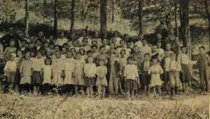 Sloantown School, 1918