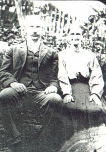 Thomas E. BARNETT and Sarah Elizabeth BARNETT ROSE