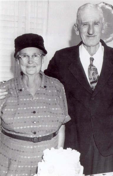 John Worley PRESLEY and Florence DINGUS