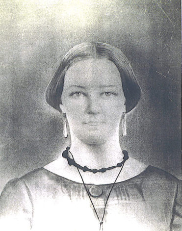 """Sarah"" Mary E. JETT FLEENOR"