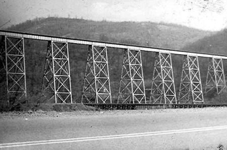 Trestle at Speers Ferry, Scott County Virginia