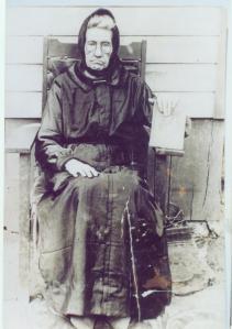 Granny Taylor, Nancy Jane Salling or Nancy M. Dorton