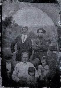 Unknown Williams or Sloan family from Sloan Town area